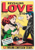 Golden Age (1938-1955):Romance, Fox Giants - Revealing Love Stories (Fox Features Syndicate, 1950) Condition: VG+....