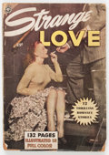 Golden Age (1938-1955):Romance, Fox Giants - Strange Love (Fox Features Syndicate, 1950) Condition:FR....
