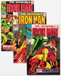 Silver Age (1956-1969):Superhero, Iron Man Group of 23 (Marvel, 1968-72) Condition: Average VG.... (Total: 23 Comic Books)