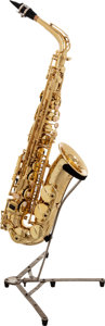 Musical Instruments:Horns & Wind Instruments, 2015 Selmer 80 Super Action Series II Brass Alto Saxophone, Serial# N 770687....
