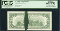 Error Notes:Ink Smears, Fr. 2168-E $100 1977 Federal Reserve Note. PCGS Gem New 65PPQ.. ...