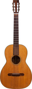 Musical Instruments:Acoustic Guitars, 1967 Martin 00-16-C Natural Acoustic Guitar, Serial # 221371....