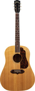 Musical Instruments:Acoustic Guitars, Circa 1942 Gibson J-55 Natural Acoustic Guitar, Serial # 5227....