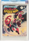 Magazines:Superhero, Spectacular Spider-Man #2 (Marvel, 1968) CGC VF/NM 9.0 Off-white towhite pages....