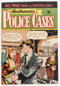 Golden Age (1938-1955):Crime, Authentic Police Cases #29 (St. John, 1953) Condition: FN+....