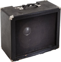 Circa 1973 Mike Matthews Freedom Amp Black Guitar Amplifier