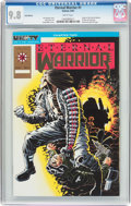 Modern Age (1980-Present):Superhero, Eternal Warrior #1 Gold Edition (Valiant, 1992) CGC NM/MT 9.8 Whitepages....