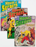Silver Age (1956-1969):Horror, House of Secrets Group of 76 (DC, 1957-69) Condition: AverageVG+.... (Total: 76 Comic Books)