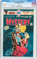 Bronze Age (1970-1979):Horror, House of Mystery #238 (DC, 1975) CGC NM+ 9.6 White pages....