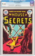 Bronze Age (1970-1979):Horror, House of Secrets #117 (DC, 1974) CGC NM 9.4 Off-white to whitepages....