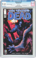 Modern Age (1980-Present):Horror, Walking Dead #1 Wizard World Chicago Edition (Image, 2015) CGCNM/MT 9.8 White pages....
