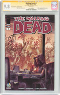 Modern Age (1980-Present):Horror, Walking Dead #1 Wizard World Ft. Lauderdale Edition - SignatureSeries (Image, 2015) CGC NM/MT 9.8 White pages....
