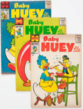 Silver Age (1956-1969):Humor, Baby Huey, the Baby Giant Group of 15 (Harvey, 1957-60) Condition: Average VG+.... (Total: 15 Comic Books)