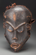 Tribal Art, PENDE, Democratic Republic of Congo. Mask. ...