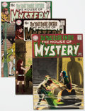 Bronze Age (1970-1979):Horror, House of Mystery Group of 6 (DC, 1969-70) Condition: AverageVF+.... (Total: 6 Comic Books)