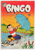 Golden Age (1938-1955):Funny Animal, Bingo, the Monkey Doodle Boy #1 (St. John, 1951) Condition: VG....