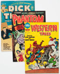 Golden Age (1938-1955):Miscellaneous, Harvey Golden Age Adventure Comics File Copies Group of 21 (Harvey, 1948-55) Condition: Average VF+.... (Total: 21 Comic Books)