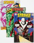 Silver Age (1956-1969):Science Fiction, Strange Adventures #206-213 and 216 Deadman Group (DC, 1967-68)Condition: Average VF.... (Total: 9 Comic Books)