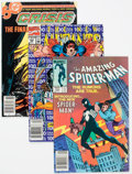 Modern Age (1980-Present):Miscellaneous, Modern Age Key Comics Group of 55 (Various Publishers, 1980s) Condition: Average VF.... (Total: 55 Comic Books)