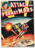 Golden Age (1938-1955):Science Fiction, Attack on Planet Mars nn (Avon, 1951) Condition: VG/FN....