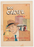 Golden Age (1938-1955):Miscellaneous, Doc Carter VD Comics nn (Health Publications Institute, 1949) Condition: VG....