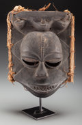 Tribal Art, EKOI, Nigeria. Mask...