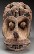 Tribal Art, BAMILEKE, Cameroon . Dance Mask...