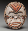 Tribal Art, EKET, Nigeria. Female Mask...