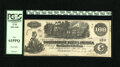 Confederate Notes:1862 Issues, T39 $100 1862. The margins are clear of the frame line in itsentirity on this beautiful C-note. The right-hand margin is ov...