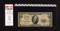 National Bank Notes:Maine, Bangor, ME - $10 1929 Ty. 1 The Merchants NB Ch. # 1437. F.W. Adamsreplaced A. Chapin as president, while E.E. McFarlan...
