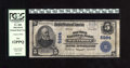 National Bank Notes:Maryland, Baltimore, MD - $5 1902 Plain Back Fr. 608 The Old Town NB Ch. #5984. Jos. R. Schneider and Jno. H. Duncan entered this...