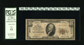 National Bank Notes:South Carolina, Charleston, SC - $10 1929 Ty. 1 The South Carolina NB Ch. # 2044. This $10 has the second set of officers found on Serie...