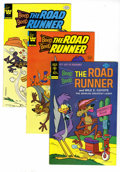 Bronze Age (1970-1979):Cartoon Character, Beep Beep, the Road Runner Bronze Box Lot (Gold Key/Whitman1971-82) Condition: Average VF/NM. Full short box of approximate...