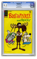 Bronze Age (1970-1979):Cartoon Character, Bullwinkle #5 File Copy (Gold Key, 1972) CGC NM- 9.2 Off-white towhite pages. Overstreet 2005 NM- 9.2 value = $70. CGC cens...