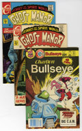 Bronze Age (1970-1979):Miscellaneous, Charlton Bronze Age Group Plus (Charlton, 1971-82) Condition:Average VF/NM. This group contains multiple Charlton titles in...(Total: 22)