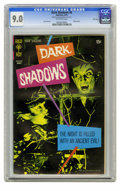 Bronze Age (1970-1979):Horror, Dark Shadows #6 File Copy (Gold Key, 1970) CGC VF/NM 9.0 Off-whitepages. Photo cover. Joe Certa art. Overstreet 2005 VF/NM ...