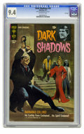 Bronze Age (1970-1979):Horror, Dark Shadows #10 File Copy (Gold Key, 1971) CGC NM 9.4 Off-whitepages. Painted cover. Overstreet 2005 NM- 9.2 value = $80. ...