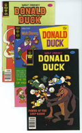 Bronze Age (1970-1979):Cartoon Character, Donald Duck File Copies Box Lot (Gold Key, 1971-84) Condition:VF/NM. This nearly-full short box contains Western Publishing...