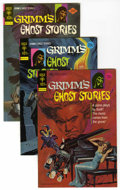 Bronze Age (1970-1979):Horror, Grimm's Ghost Stories Box Lot (Gold Key, 1973-76) Condition:Average VF. Full short box lot includes #12 (24 copies), 13 (24...