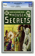 Bronze Age (1970-1979):Horror, House of Secrets #108 (DC, 1973) CGC NM+ 9.6 Off-white pages. RicoRival and Sergio Aragones art. Overstreet 2005 NM- 9.2 va...