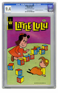 Modern Age (1980-Present):Cartoon Character, Little Lulu #260 File Copy (Whitman, 1980) CGC NM 9.4 Off-white towhite pages. Distributed in multi-packs only. Low distrib...