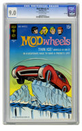 Bronze Age (1970-1979):Miscellaneous, Mod Wheels #2 File Copy (Gold Key, 1971) CGC VF/NM 9.0 Off-whitepages. Overstreet 2005 VF/NM 9.0 value = $23; NM- 9.2 value...