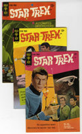 """Silver Age (1956-1969):Science Fiction, Star Trek #1-20 File Copies Group (Gold Key, 1967-73). The """"photoback cover"""" variant of #1 is the highlight of this group o...(Total: 20 Comic Books)"""