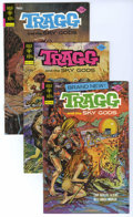 Bronze Age (1970-1979):Miscellaneous, Tragg and the Sky Gods #1-5 Group (Gold Key/Whitman, 1975-76)Condition: Average NM-. This group contains issues #1 through ...(Total: 5)