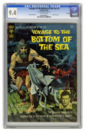 Silver Age (1956-1969):Adventure, Voyage to the Bottom of the Sea #4 File Copy (Gold Key, 1966) CGC NM 9.4 Off-white pages. Painted cover. Photo back cover. A...