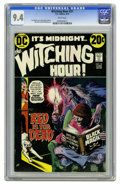 Bronze Age (1970-1979):Horror, Witching Hour #31 (DC, 1973) CGC NM 9.4 White pages. Alex Nino andBill Dennehy art. Overstreet 2005 NM- 9.2 value = $18. CG...