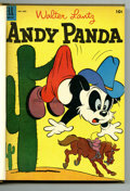 Golden Age (1938-1955):Cartoon Character, Andy Panda #28-39 Bound Volume (Dell, 1954-1957). These are WesternPublishing file copies that have been trimmed and bound ...