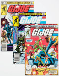 Modern Age (1980-Present):War, G. I. Joe, A Real American Hero Long Boxes Group (Marvel, 1980s) Condition: VF.... (Total: 2 Box Lots)