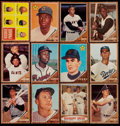 Baseball Cards:Sets, 1962 Topps Baseball Complete Set (598) With 73 Variations. ...