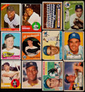Baseball Cards:Lots, 1951-67 Bowman & Topps New York Yankees Card Collection(150+)....